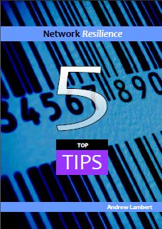 Network Resilience 5 Top Tips